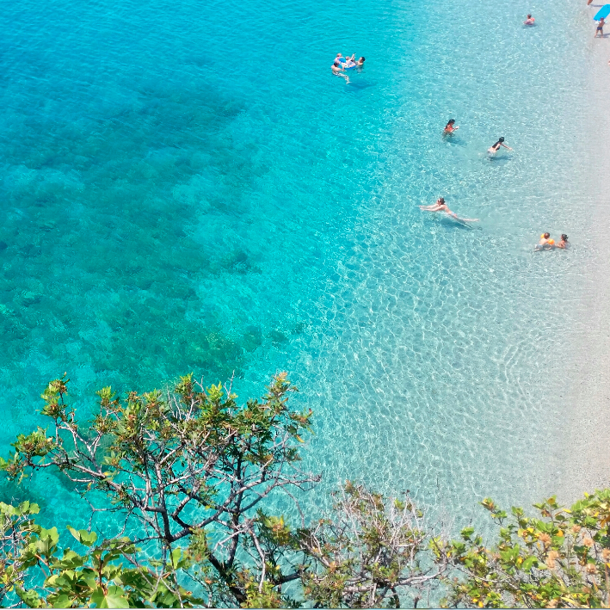 spiaggia di Bergeggi