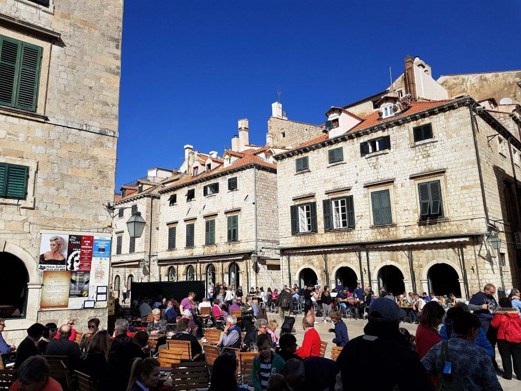 aperitivo a Dubrovnik