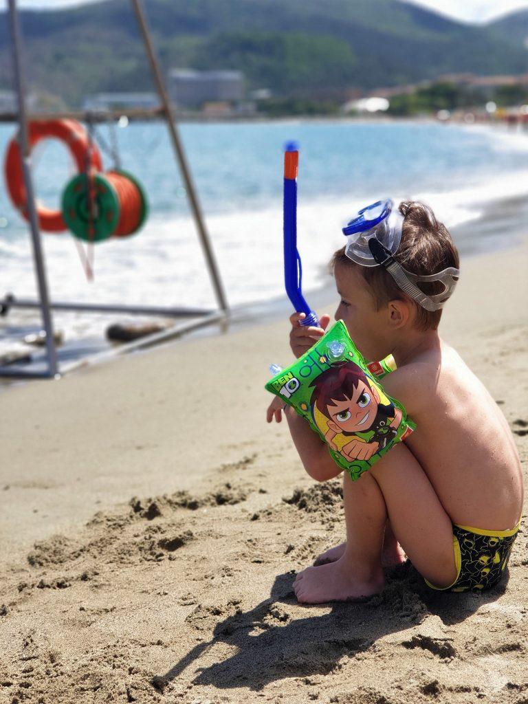 giugno a spiaggia